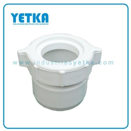 Yetka acople adaptador para sif n para lavabo - Sifones para lavabos ...